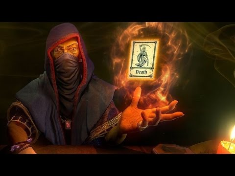 Hand of Fate 2 Gameplay Demo - E3 2016