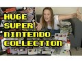 HUGE Super Nintendo Collection. Consoles, Games & Peripherals