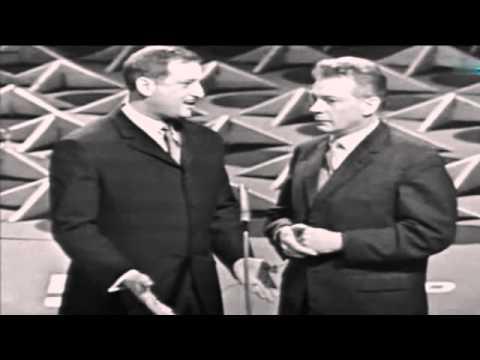DDR-Fernsehen - Rolf Herricht & Hans-Joachim Preil - Auf dem