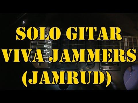 Belajar Solo Gitar Viva Jamers(Jamrud)