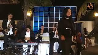 Gambar cover Surat cinta untuk starla - virgoun cover anomali band kudus feat ima KDI live at gripta hotel