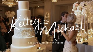 Ritz-Carlton New Orleans Wedding Video by Bride Film