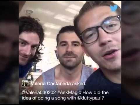 Q&A with #MAGIC! @ournameismagic #AskMagic - YouTube