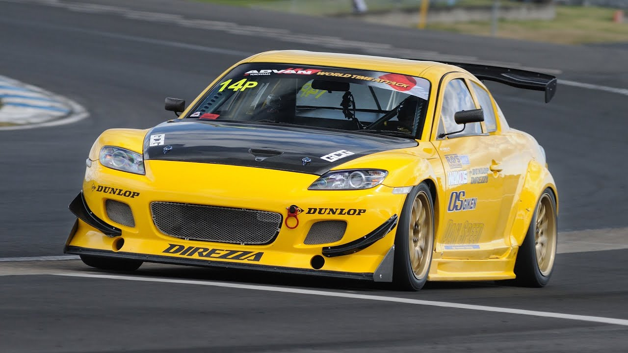20b Pp Mazda Rx8 Great Sound Youtube