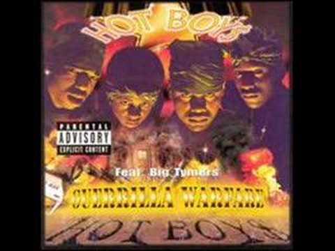 Hot Boys - Too Hot - From Guerrilla Warface - HOT !