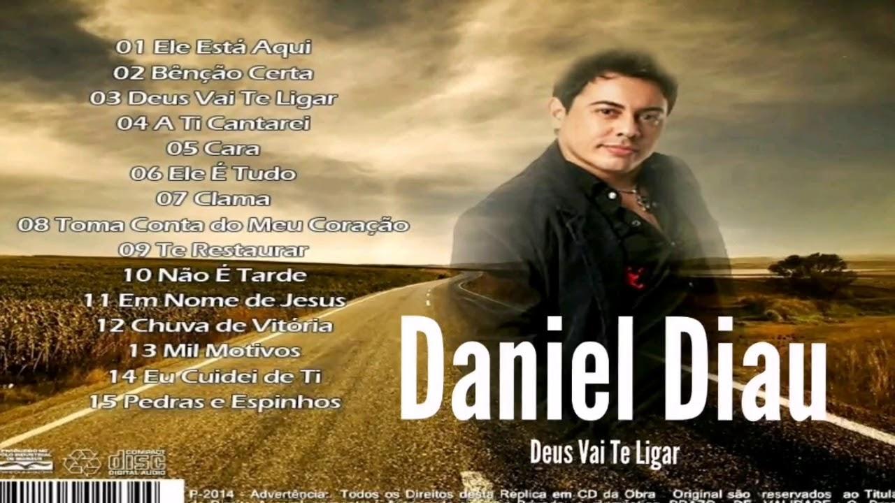 Daniel Diau cd Deus vai te ligar - forró Gospel