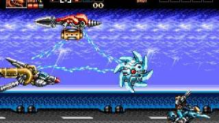 "TAS HD: Genesis Contra - The Hard Corps ""Best Ending"" in 17:36.97 by Soig"