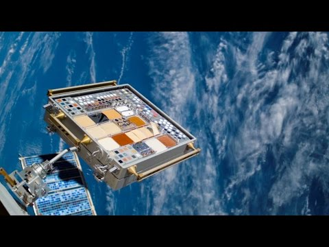 Space Station Live: Materials Research on Station