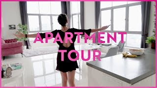 ♥ Meine Wohnung in Kuala Lumpur! APARTMENT TOUR