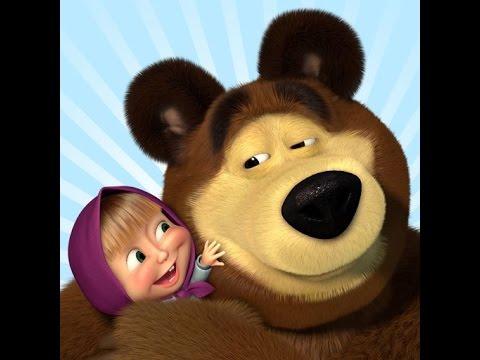 Masha e orso italiano sigla youtube - Casetta di cartone da colorare ...
