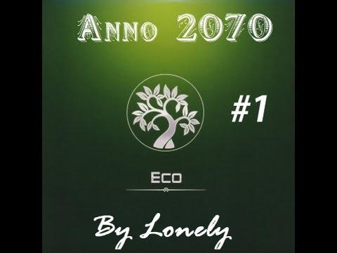 ANNO 2070 - #1 - начало
