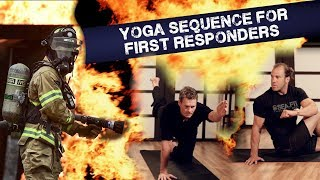 Kokoro Yoga - A Sequence for First Responders