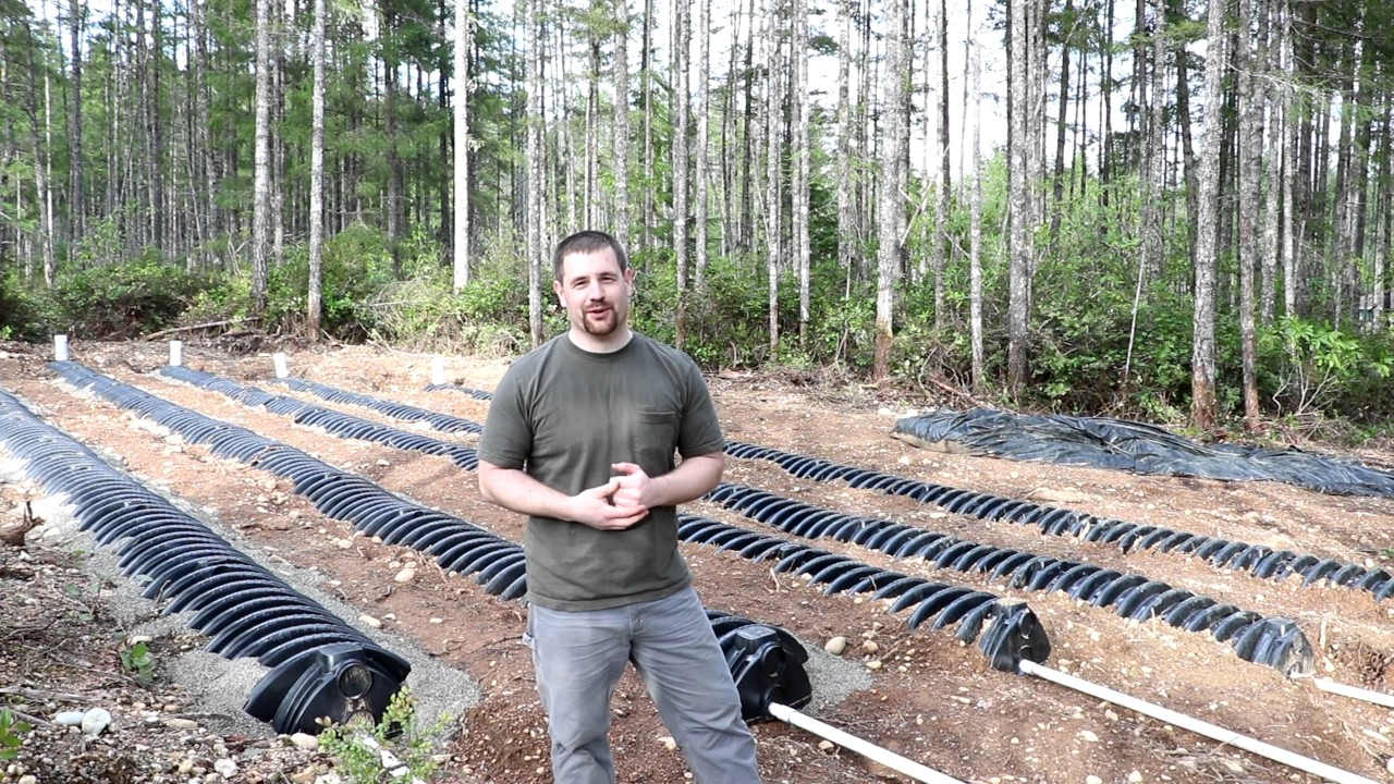 Cost Of Septic System Install 5 Youtube