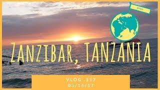 Beach Day in Zanzibar | Africa 1 | Vlog .117