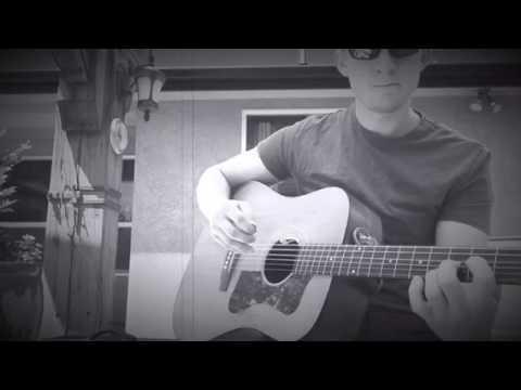 Open C guitar improv