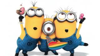 Banana Minions слушать онлайн, скачать песню бесплатно