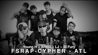 Atlanta Cypher | LJ, B-RED, Young-H, S-Fury