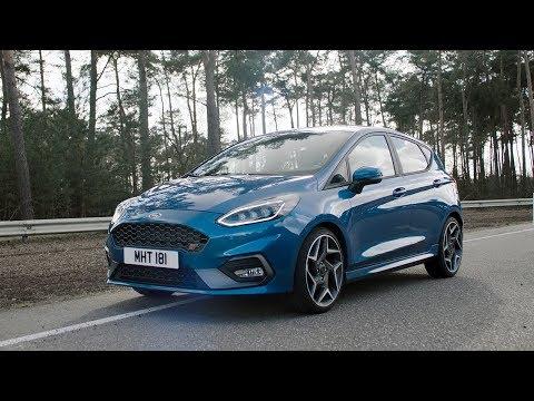 Der neue Ford Fiesta ST: eine Fahrspaß-Maschine mit Zylinder-Deaktivierung und Fahrdynamik-Programmen