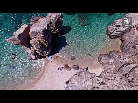 Ο ανέγγιχτος παράδεισος της Χαλκιδικής – Στα σύνορα του Αγίου Όρους |  Greece Drone