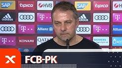 """Bin froh, dass Thomas verlängert hat"" - Hansi Flick | FC Bayern München | Bundesliga | SPOX"