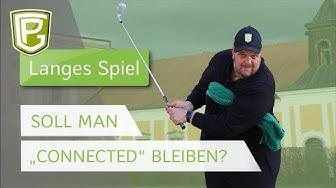 """Im Golfschwung """"connected"""" bleiben? Die berühmte Handtuchübung genauer betrachtet!"""