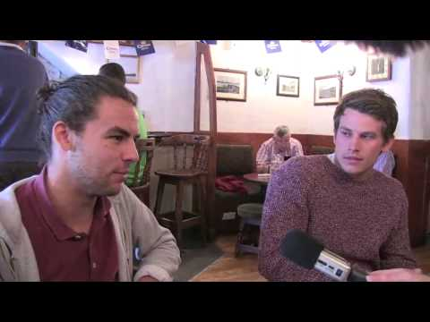 Filmmaker Interviews at The Fastnet Short Film Festival Pt 1