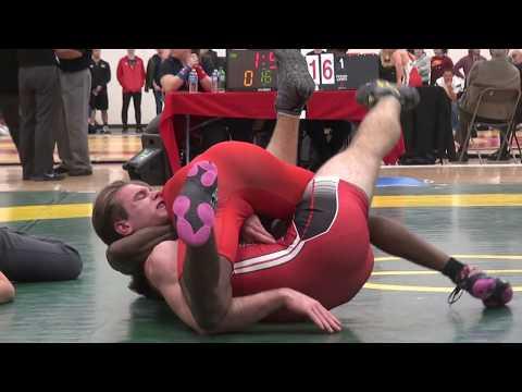 2018 York Open FS72kg Cuiz Manning (Brock) vs Graham Slater (Algoma)