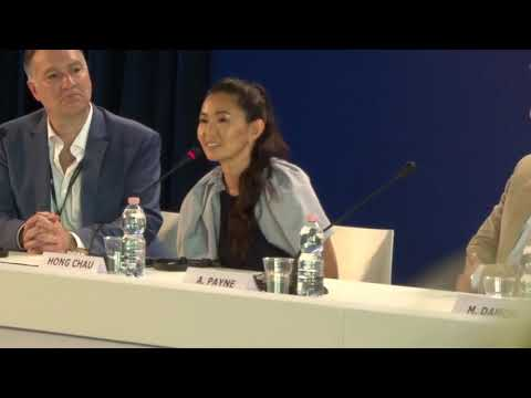 Hong Chau discusses her character in Downsizing - 74th Venice Film Festival