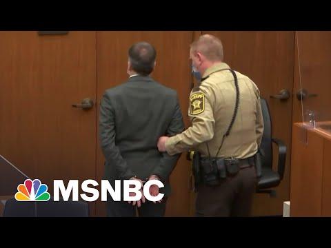 Derek Chauvin Convicted Of Murder   The 11th Hour   MSNBC