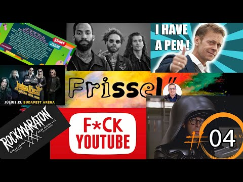 "FRISSELŐ 2020 #04 | ""There's a m*therf*ckin' FEVER comin'!"""