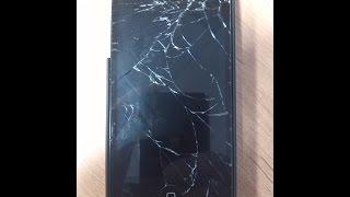 Oprava skla displeje iPhone 4