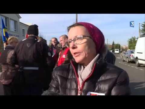 Grève dans une maison de retraite des Deux-Sèvres