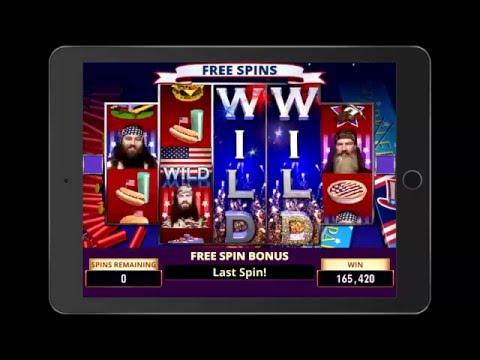 Duck dynasty casino game