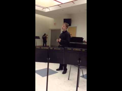 Freeway Music Voice Recital, Columbia, SC 05/08/2015