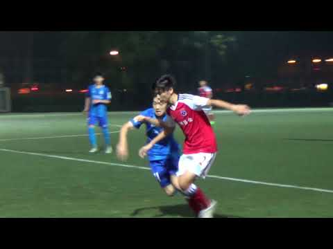 HKJC U16 Div 1league_ Kitchee vs South China _1 st half_20180316