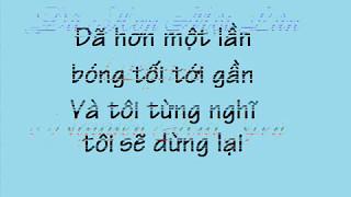 Đã Hơn Một Lần - Nguyễn Hải Yến (lyrics)
