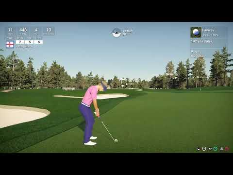 The Golf Club 2 - Luke Donald hosts a society event - Quick fire round