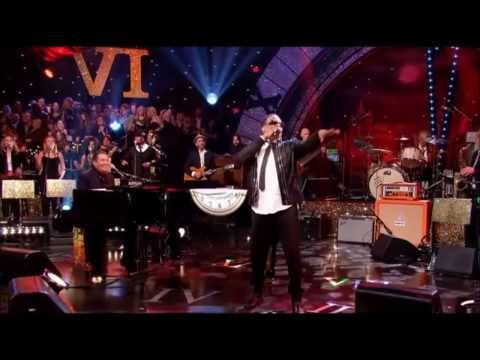Charlie Wilson (The gap band)  - Oops Upside Your Head  - BBC - Hootenanny 2013/14