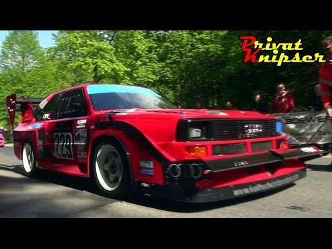 BEST OF Bergrennen Eschdorf 2014 // Amazing Sound // Hillclimb Course de côte
