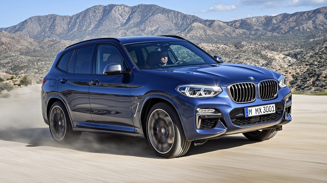 2018 Bmw X3 0 60 Mph Only 4 6 Seconds Iwith Engine 355 Hp Youtube