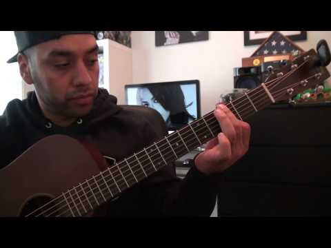 Are you that somebody - Aaliyah Guitar Lesson Tutorial