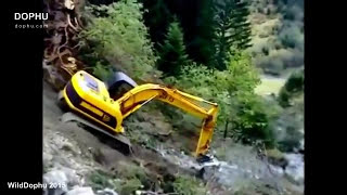 Heavy Equipment Fuck Ups