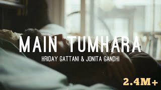 Download song Main Tumhara - Dil Bechara (Lyrics) |Jonita Gandhi & Hriday Gattani|A.R.Rahman| Sushant Singh Rajput