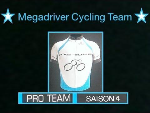 Pro Team - Saison 4 (3/3) - Megadriver Cycling Team