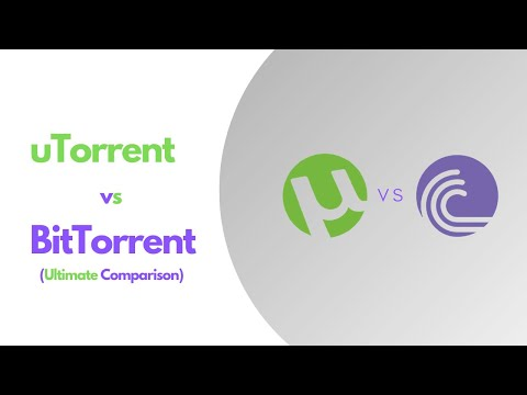 uTorrent vs BitTorrent | Which torrent client should you use? | Conclusion