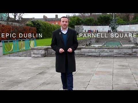 Epic Dublin | Parnell Square : History, The Gate Theatre, The Hugh Lane Gallery and The Rotunda