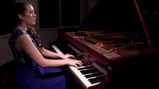 Sonata Op. 89a  1st Movement - Les Adieux- Beethoven - Abigail Cook