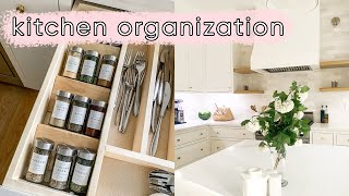 organizing our kitchen and our hood finally gets installed! | ELA BOBAK