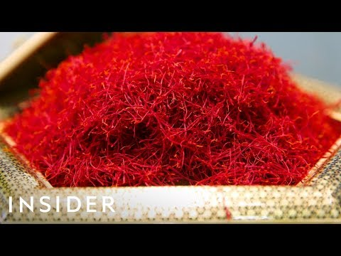 Why Saffron Is So Expensive | So Expensive