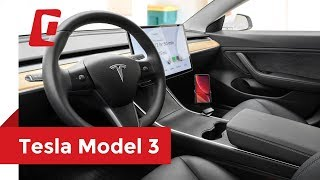 Tesla Model 3: Console Phone Mount How-To Install 2018-2019